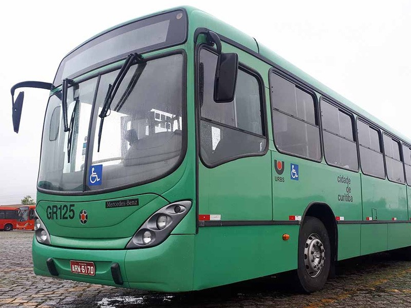 Informações dos ônibus